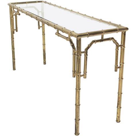 faux sofa table 1000 images about bamboo on pinterest faux bamboo