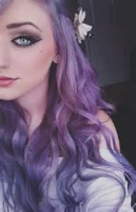 lilac color hair lilac tresses hair colors ideas