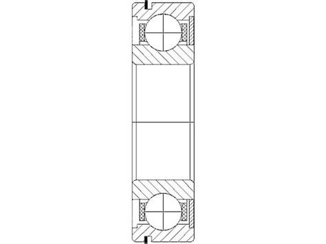 Nsk 6906ddu Atau 6906 Ddu Groove Bearing 1 6307 zrn c3 35x80x21mm bearing metric 1 steel shield circlip groove bearing metric