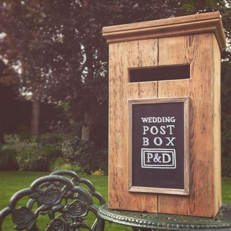 Wedding Post by Rustic Wedding Post Box Wedding Post Box