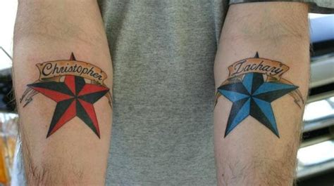 star tattoos for men meaning on meaning