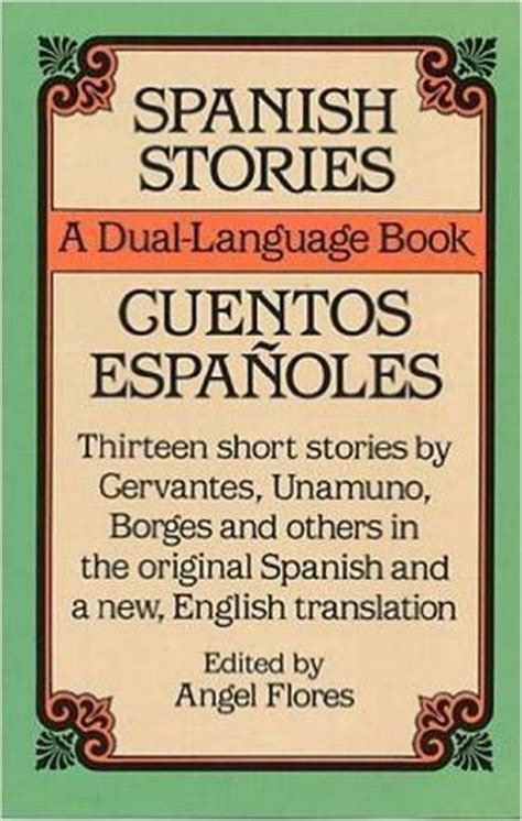 libro spanish short stories cuentos 5 famous short stories perfect for spanish learners