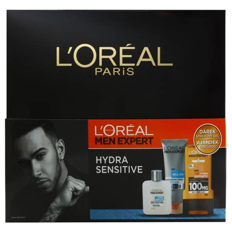 Kosmetik Loreal l or 201 al expert hydra sensitive kosmetik set i