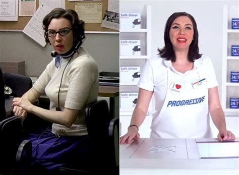who is flos hairdresser in progressive insurance commercial top 10 memorable cameos on mad men ny daily news
