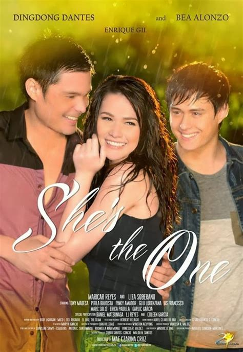 film romance jeunesse she s the one movie poster released starmometer