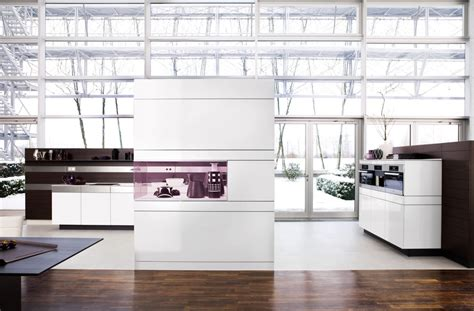 German Kitchen Designers by Kitchens From German Maker Poggenpohl