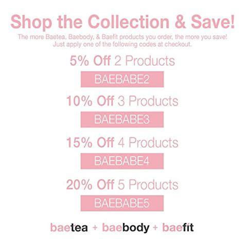 Baetea 14 Day Detox Reviews by Baetea Acai Weight Loss Tea Detox Cleanse Reduce