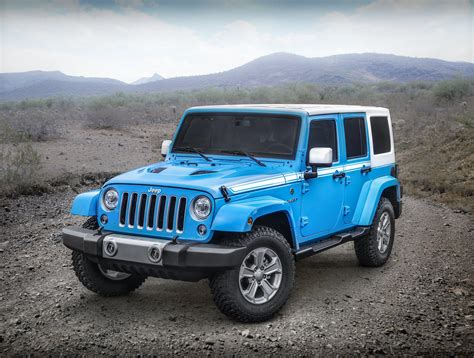 jeep chief 2017 jeep 174 wrangler chief edition