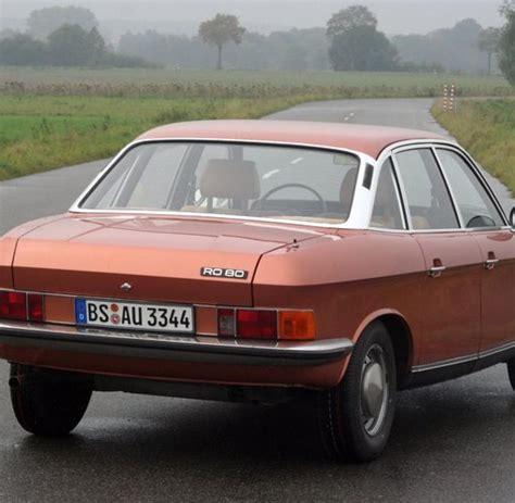 Auto Jung by Oldtimer Ewig Jung Der Nsu Ro80 Wird 40 Welt