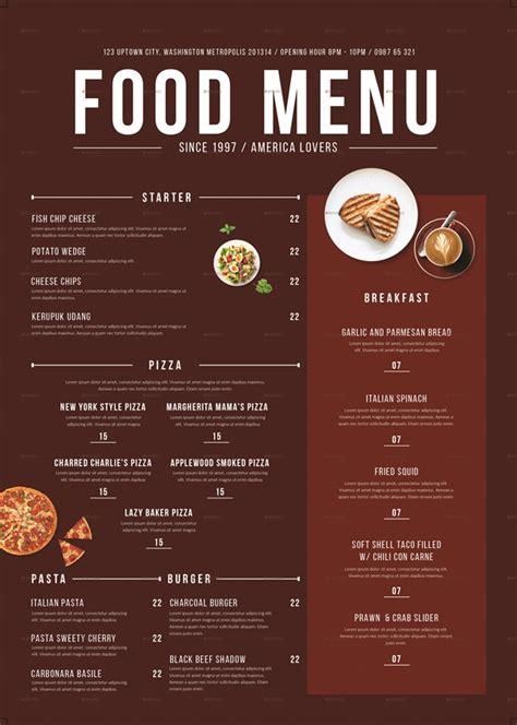design menu tips 49 creative restaurant menu design ideas that will trick