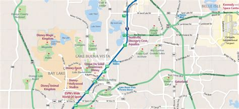 printable orlando area map map of greater orlando interactive and printable maps