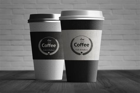 coffee cup design 22 coffee cup mockups free premium templates
