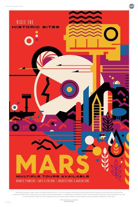 nasa printable poster flood grab a free nasa travel poster to anywhere in the