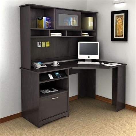 corner study desk with hutch best 25 corner computer desks ideas on