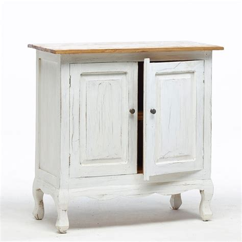 credenza country chic credenza shabby chic stile francese piccola