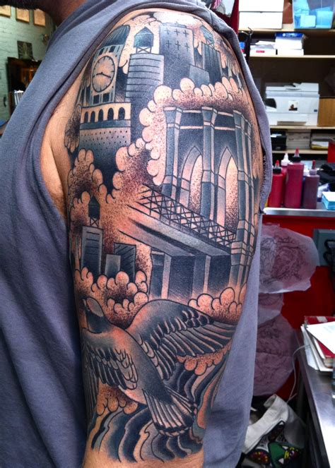 city tattoos designs best wallpaper 2012 petes chicago skyline