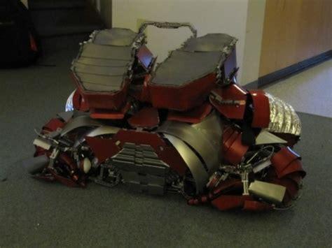 incredible fan fully functional mark iron man