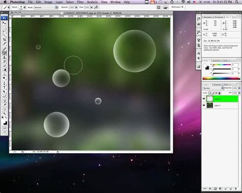 gimp tutorial abstract background create an abstract translucent background from scratch