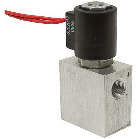 Solenoid 2 Valve 12 vdc 5 gpm n c 2 way solenoid valve solenoid valves hydraulic valves hydraulics www