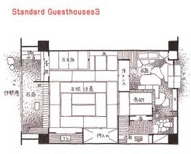 Traditional Japanese Floor Plan Japanese Style House Floor Plans So Replica Houses