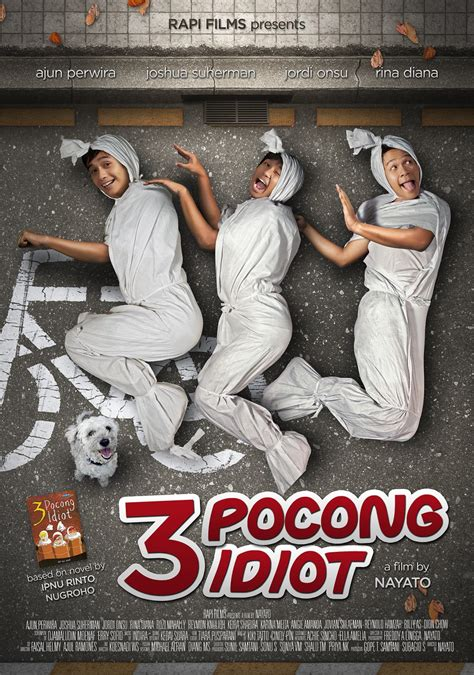 film pocong indonesia 3 pocong idiot 1 of 2 extra large movie poster image