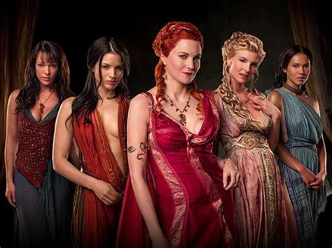 film seri gladiator top 10 as mulheres da s 233 rie quot spartacus quot papo de blogueiro