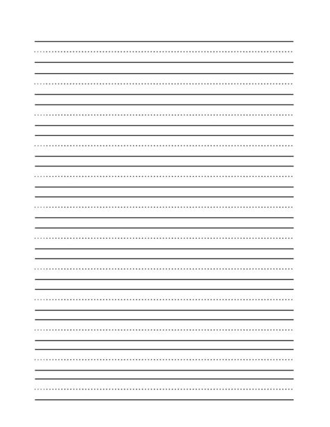 search results for blank handwriting practice sheets