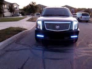 2007 Cadillac Escalade Esv Headlights Cadillac Escalade Led Lights