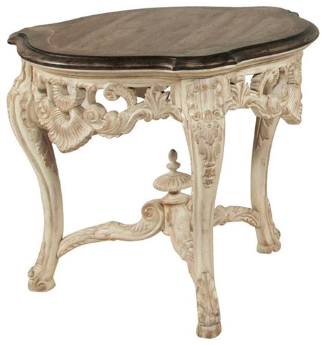 victorian accent tables american drew jessica mcclintock boutique end table with