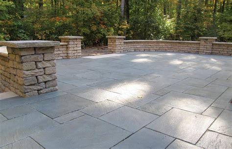 flagstone patio pavers rosetta dimensional flagstone patio pavers