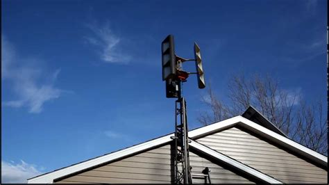 home made vertical axis wind turbine