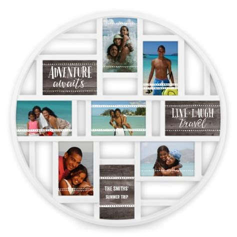 how to make a collage picture frame circle collage picture frame app galleryimage co