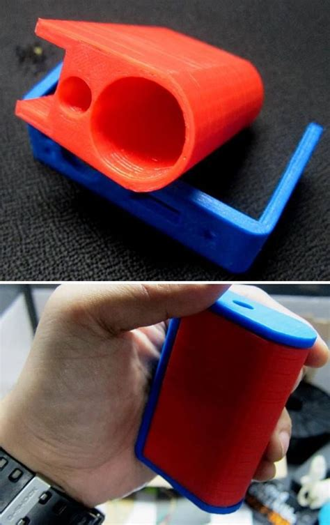 printed box mod body vaporizere cig designed