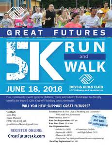 5k flyer template 5k run walk flyer pictures to pin on pinsdaddy