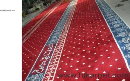 Karpet Karakter Di Pontianak jual karpet masjid berkualitas archives hjkarpet