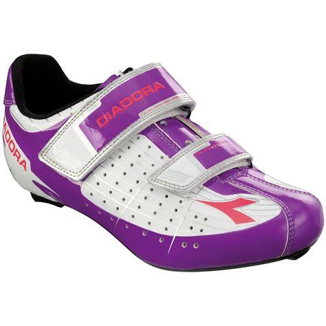 spinning shoes womens diadora phantom cycling shoes s