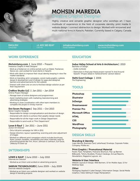 calam 233 o freelance graphic web designer resume mohsin fancy