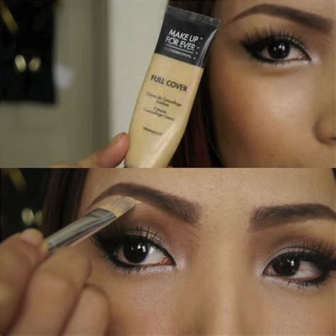 7 Tips For Perfectly Groomed Eyebrows by 25 Best Ideas About Eyebrows Tutorial On