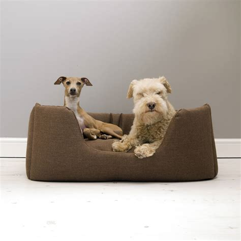 dog side bed innovative side dog bed deep sided dog beds uk diy dog bed