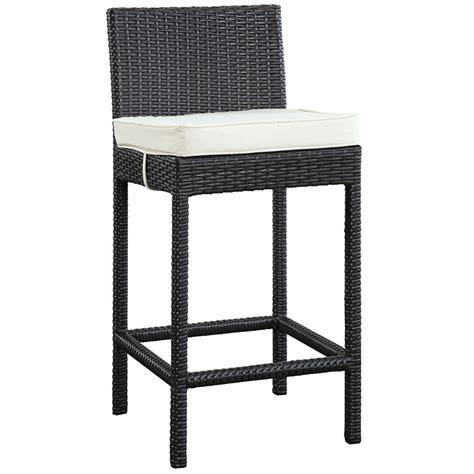bar stool outdoor modern outdoor stools lynx outdoor bar stool eurway