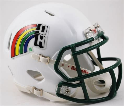 college football helmet design history 58 best images about hawaii university on pinterest