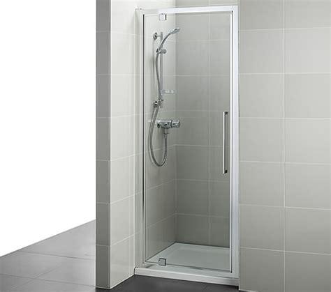 Pivot Shower Door 800mm Ideal Standard Kubo 800mm Pivot Shower Door T7373eo