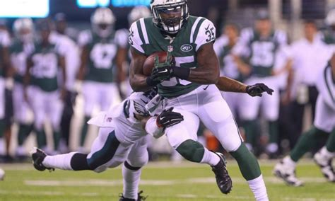 Mcguire Ls by Jets Rb Elijah Mcguire Ls Hennessy Ruled Out Vs