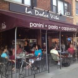 Patio Restaurants Buffalo Ny by La Dolce Vita Caffe Bistro Closed Italian