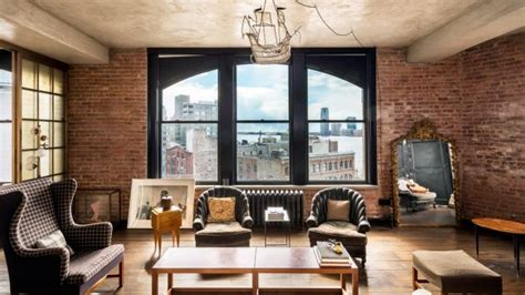 kirsten dunst apartment actor kirsten dunst lists her vintage style new york city