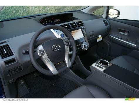2012 Prius Interior by Gray Interior 2012 Toyota Prius V Five Hybrid Photo