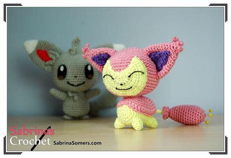 amigurumi pattern free pokemon skitty pokemon free crochet pattern amigurumi