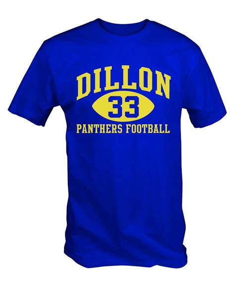 T Shirt One 33 dillon panthers 33 t shirt tshirt friday lights