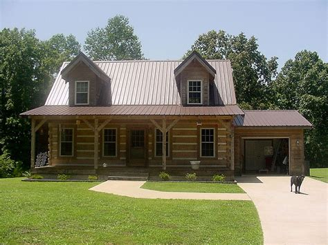 Cabins For Sale In Tn by Sold Two Story Tennessee Log Home Barn 5 24 Acres