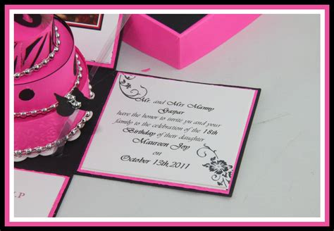 templates for debut invitations invitation for debut birthday quotes quotesgram